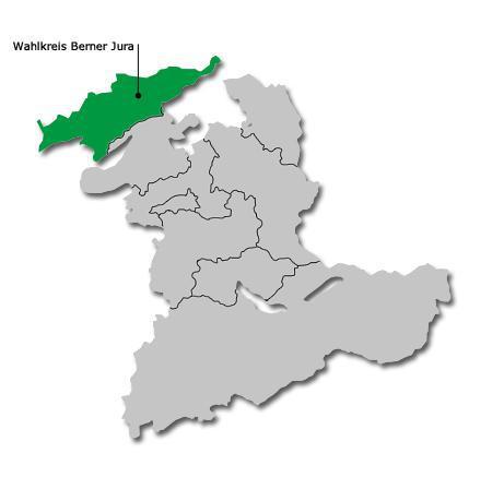 Wahlkreis Udc Berner Jura